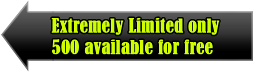 Extremely LImited only 500 available for free. Just included $9.95 P&H